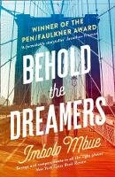 Mbue, Imbolo - Behold the Dreamers: An Oprah's Book Club pick - 9780008237998 - KIN0035187
