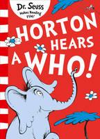 DR. SEUSS - Horton Hears A Who! - 9780008240028 - V9780008240028