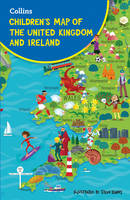 Collins Maps - Children's Folded Map of the United Kingdom - 9780008242183 - V9780008242183