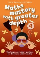 Keen Kite Books - Year 4 Maths Mastery with Greater Depth: Teacher Resources with CD-ROM - 9780008244699 - V9780008244699