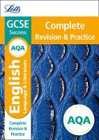Collins UK - Letts GCSE Revision Success - New Curriculum – AQA GCSE English Language and English Literature Complete Revision & Practice (Letts GCSE 9-1 Revision Success) - 9780008247010 - V9780008247010