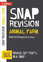 Collins UK - Collins Snap Revision Text Guides – Animal Farm: AQA GCSE English Literature - 9780008247133 - V9780008247133