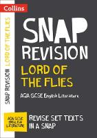 Collins UK - Collins Snap Revision Text Guides – Lord of the Flies: AQA GCSE English Literature - 9780008247164 - V9780008247164