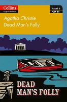 Christie, Agatha - Dead Man's Folly: B1 (Collins Agatha Christie ELT Readers) - 9780008249700 - KSG0013143