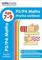 Leckie & Leckie - P3/P4 Maths Practice Workbook (Leckie Primary Success) - 9780008250324 - V9780008250324
