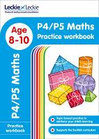 Leckie & Leckie - P4/P5 Maths Practice Workbook (Leckie Primary Success) - 9780008250331 - V9780008250331