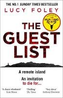 Foley, Lucy - The Guest List - 9780008297190 - 9780008297190