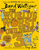 Walliams, David - The World's Worst Children 3: Fiendishly Funny New Short Stories for Fans of David Walliams Books - 9780008304591 - V9780008304591