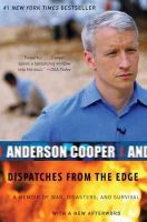 Cooper, Anderson - Dispatches from the Edge - 9780061136689 - KOC0012598