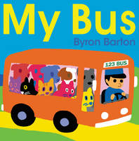 Barton, Byron - My Bus Board Book - 9780062287380 - V9780062287380