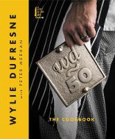 Dufresne, Wylie, Meehan, Peter - wd~50: The Cookbook - 9780062318534 - V9780062318534