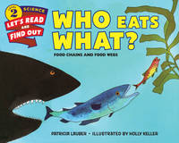 Lauber, Patricia - Who Eats What? - 9780062382115 - V9780062382115