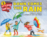 Branley, Franklyn M. - Down Comes the Rain (Let's-Read-and-Find-Out Science 2) - 9780062386632 - V9780062386632
