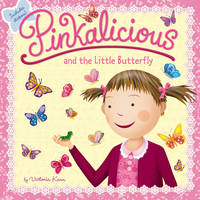Kann, Victoria - Pinkalicious and the Little Butterfly - 9780062410719 - V9780062410719