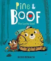 Burach, Ross - Pine & Boof: The Lucky Leaf - 9780062418500 - V9780062418500