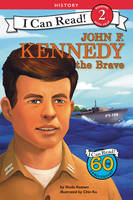 Sheila Keenan - John F. Kennedy the Brave (I Can Read Level 2) - 9780062432582 - KTG0014101