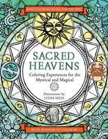 Hess, Lydia - Sacred Heavens (Coloring Books for the Soul) - 9780062563644 - V9780062563644