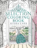 Cass, Kiera - The Selection Coloring Book - 9780062641144 - V9780062641144