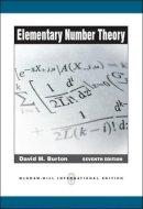 Burton, David M. - Elementary Number Theory - 9780071289191 - V9780071289191