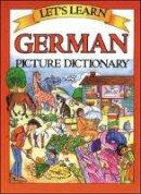 Goodman, Marlene - Let's Learn German Dictionary - 9780071408240 - V9780071408240
