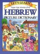 Goodman, Marlene - Let's Learn Hebrew Picture Dictionary - 9780071408257 - V9780071408257
