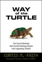 Faith, Curtis - The Way of the Turtle - 9780071486644 - V9780071486644