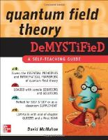 McMahon, David - Quantum Field Theory Demystified - 9780071543828 - V9780071543828