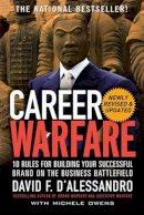 D'Alessandro, David F. - Career Warfare - 9780071597296 - V9780071597296