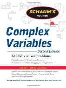 Spiegel, Murray R.; Lipschutz, Seymour; Schiller, John J.; Spellman, Dennis - Schaum's Outline of Complex Variables - 9780071615693 - V9780071615693