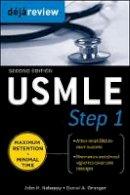 Naheedy, John H.; Orringer, Daniel - Deja Review USMLE Step 1 - 9780071627184 - V9780071627184