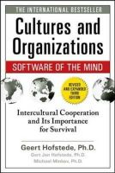 Hofstede, Geert H.; Hofstede, Gert Jan; Minkov, Michael - Cultures and Organizations: Software of the Mind - 9780071664189 - V9780071664189