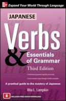 Lampkin, Rita L. - Japanese Verbs and Essentials of Grammar - 9780071713634 - V9780071713634