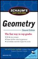 Rich, Barnett - Schaum's Easy Outline of Geometry - 9780071745857 - V9780071745857