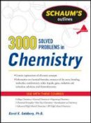 Goldberg, David E. - 3,000 Solved Problems In Chemistry - 9780071755009 - V9780071755009