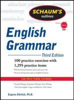 Ehrlich, Eugene - Schaum's Outline of English Grammar - 9780071756075 - V9780071756075