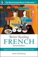 Heminway, Annie - Better Reading French - 9780071770293 - V9780071770293