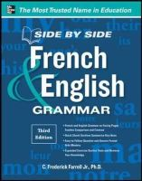 Farrell Jr., C. Frederick - Side-by-side French and English Grammar - 9780071788595 - V9780071788595