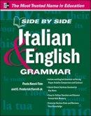 Nanni-Tate, Paola - Side by Side Italian and English Grammar - 9780071797337 - V9780071797337