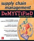 Mckeller, John M. - Supply Chain Management Demystified - 9780071805124 - V9780071805124