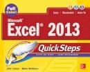 Cronan, John, Matthews, Marty - Microsoft Excel 2013 QuickSteps - 9780071805896 - KOC0015650