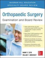 Sethi, Manish K. - Orthopaedic Surgery Examination and Board Review - 9780071832809 - V9780071832809