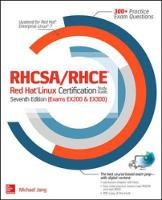 Jang, Michael, Orsaria, Alessandro - RHCSA/RHCE Red Hat Linux Certification Study Guide, Seventh Edition (Exams EX200 & EX300) - 9780071841962 - V9780071841962