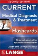 Quinn, Gene R.; Papadakis, Maxine A.; McPhee, Stephen J. - Current Medical Diagnosis and Treatment Flashcards - 9780071848022 - V9780071848022