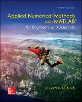 Chapra, Steven - Applied Numerical Methods with MATLAB for Engineers and Scientists - 9780073397962 - V9780073397962