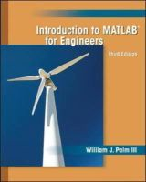 Palm III, William J. - Introduction to MATLAB for Engineers - 9780073534879 - V9780073534879
