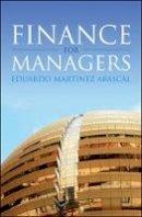 Abascal, Eduardo Martinez - Finance for Managers - 9780077140076 - V9780077140076