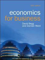Ward, Damian, Begg, David - Economics for Business - 9780077175283 - V9780077175283
