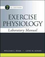 Beam, William, Adams, Gene - Exercise Physiology Laboratory Manual - 9780078022654 - V9780078022654
