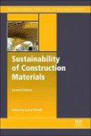 - Sustainability of Construction Materials, Second Edition (Woodhead Publishing Series in Civil and Structural Engineering) - 9780081009956 - V9780081009956