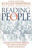 Dimitrius, Jo-Ellan - Reading People - 9780091819910 - KHN0001019